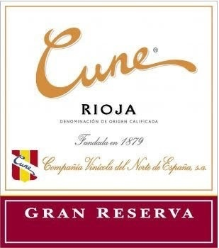 Wine Cune Rioja Gran Reserva 2010