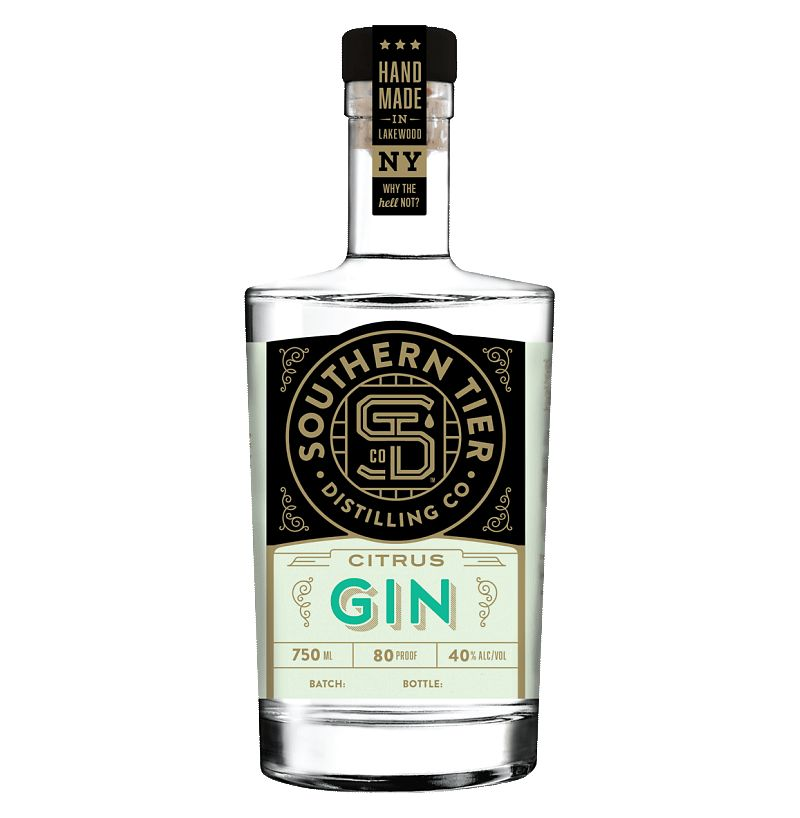 Spirits Southern Tier Distilling Company Citrus Gin