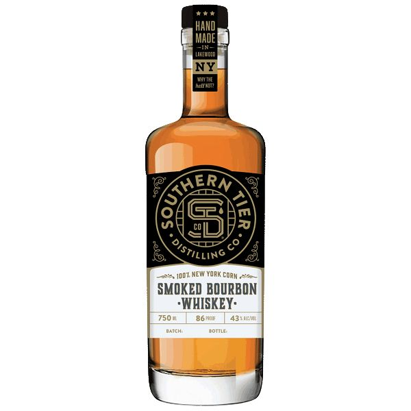 Spirits Southern Tier Distilling Company Smoked Bourbon Whiskey