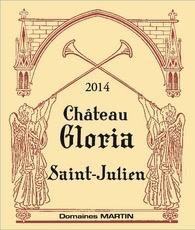 Wine Chateau Gloria Saint-Julien 2015