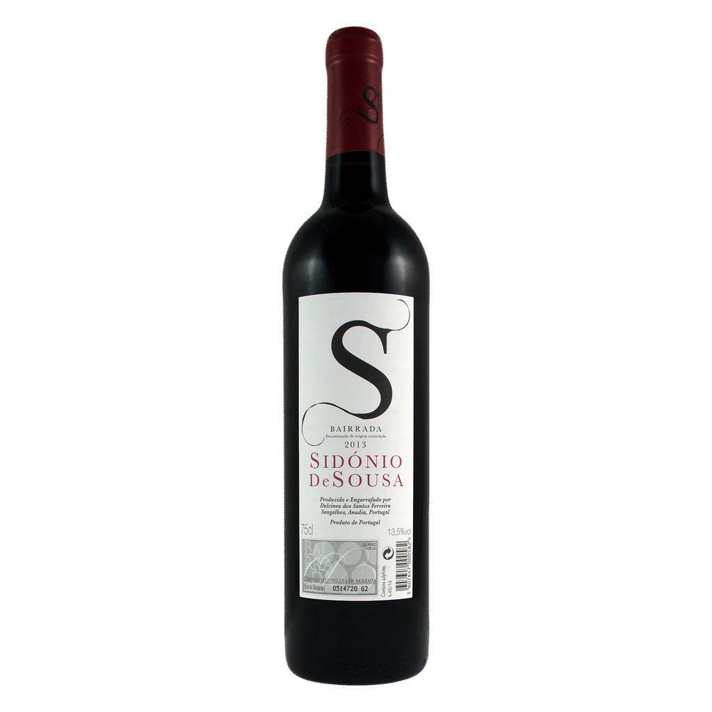 Wine Sidonio de Sousa Colheita 2015