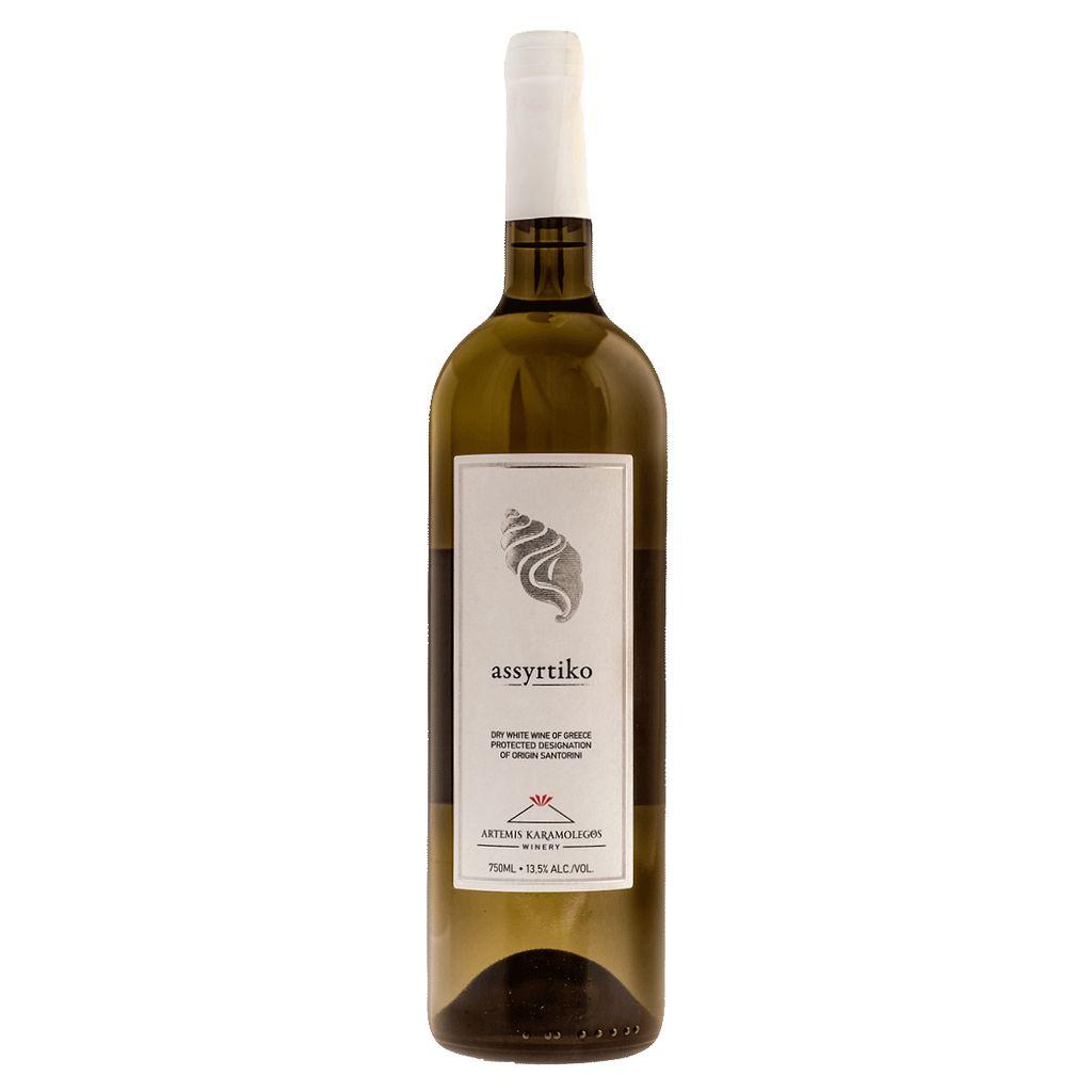 Wine Karamolegos Santorini Assyrtiko Estate 2017