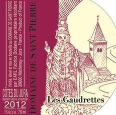 Wine Domaine de Saint Pierre 'Les Gaudrettes' 1.5L 2015