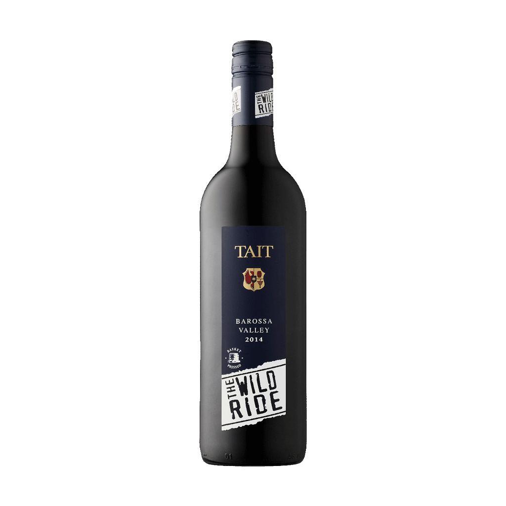 Wine Tait Wines Barossa Valley The Wild Ride 2014