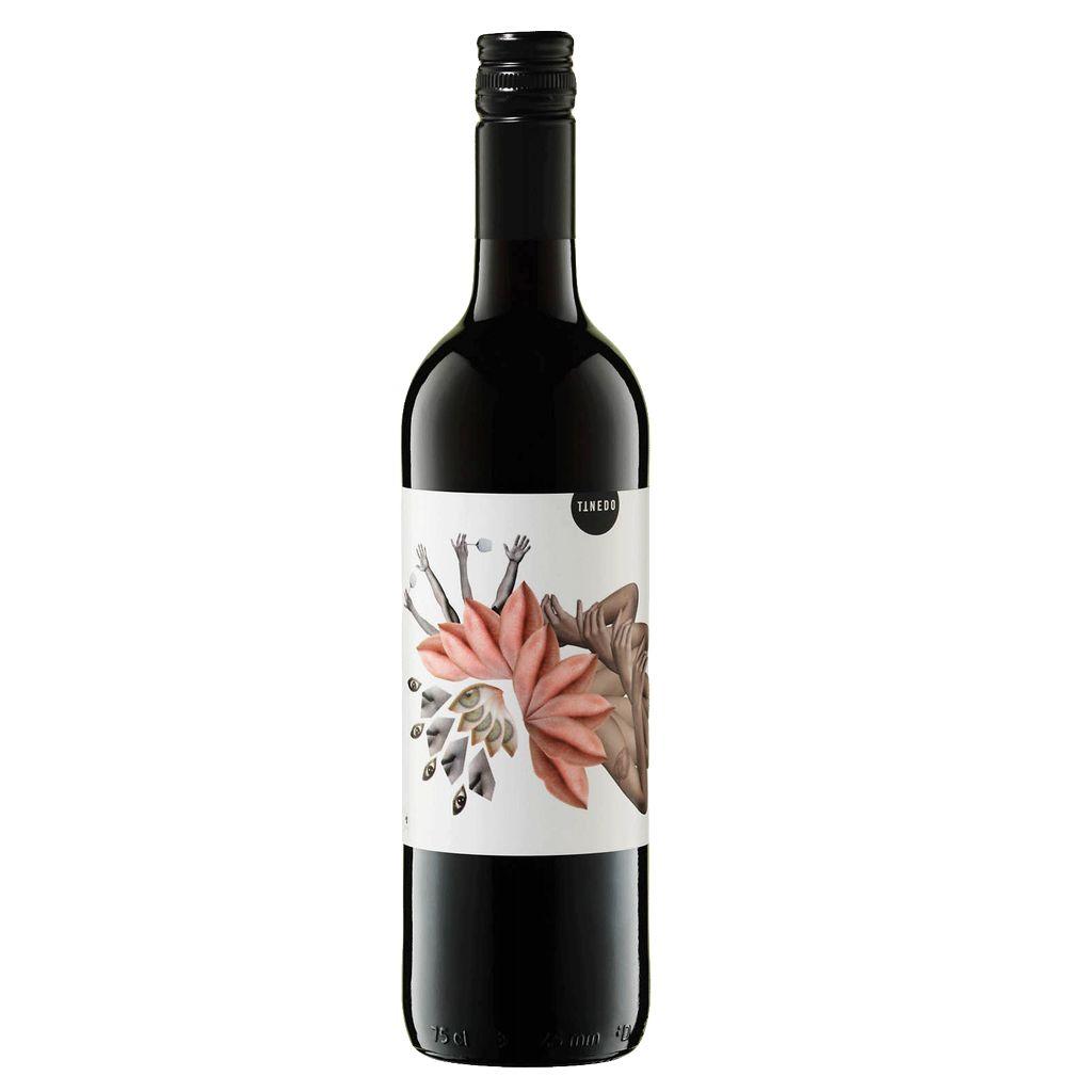 Wine Bodegas Tinedo Tempranillo Ja! 2017