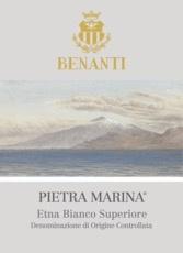 Wine Benanti Etna Bianco Superiore Pietra Marina 2013