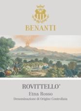 Wine Benanti Etna Rosso Rovittello 2013