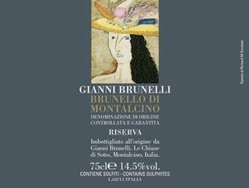 Wine Gianni Brunelli Brunello di Montalcino Riserva 2012