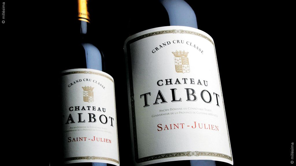 Wine Chateau Talbot 2006