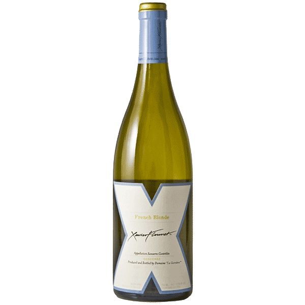 Wine La Gemiere Xavier Flouret French Blonde Sancerre 2017