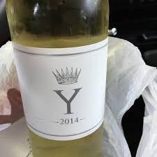 Wine Y d'Yquem Bordeaux Supérieur Blanc 2017