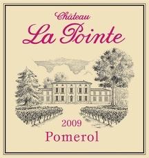 Wine Ch la Pointe Pomerol 2012