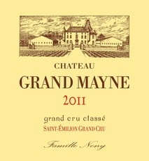 Wine Grand Mayne 2012
