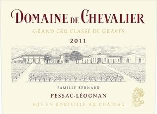 Wine Domaine de Chevalier Rouge 2000