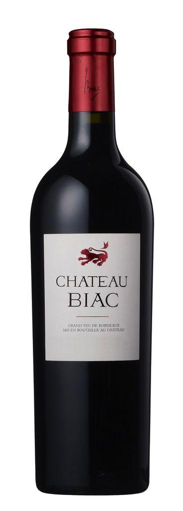 Wine Chateau Biac Cadillac Cotes De Bordeaux 2012