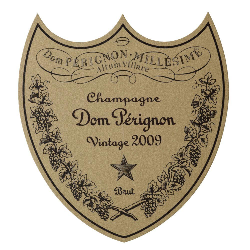 Sparkling Dom Perignon Champagne 2009