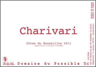 Wine Domaine du Possible 'Charivari' 2017