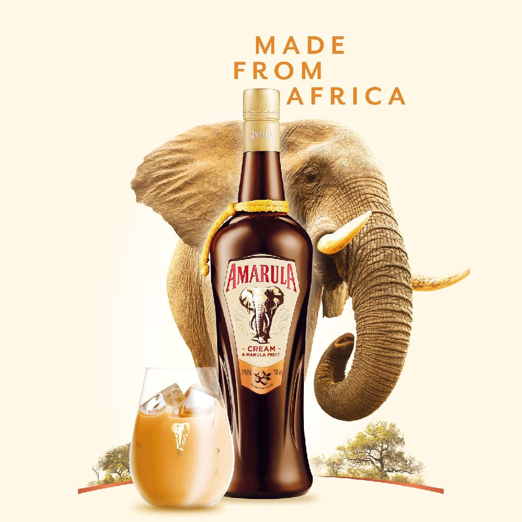 Spirits Amarula Cream Liquor