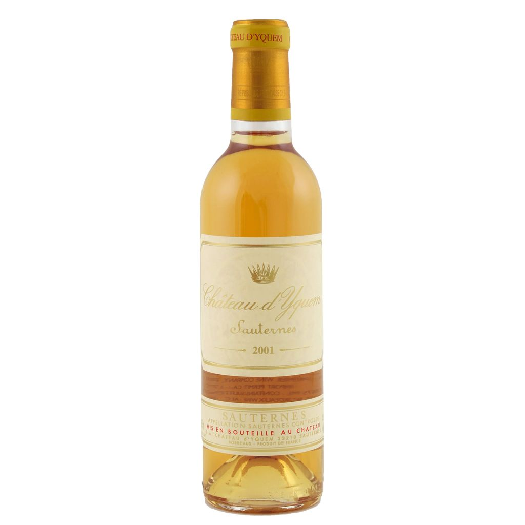Wine Ch. d'Yquem 2001 375ml