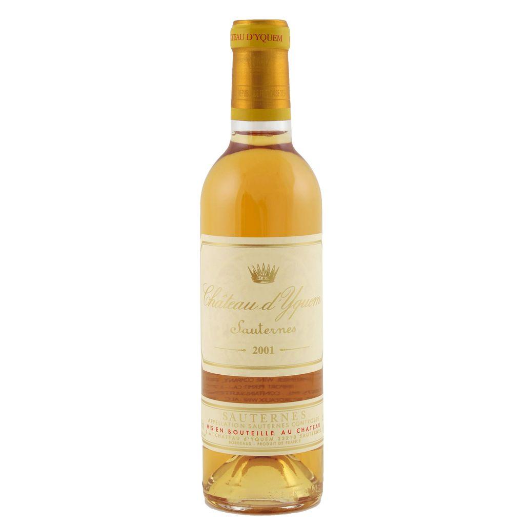 Wine Ch. d'Yquem 2001 375ml