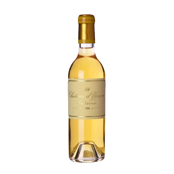 Wine Ch. d'Yquem 2006 375 ml