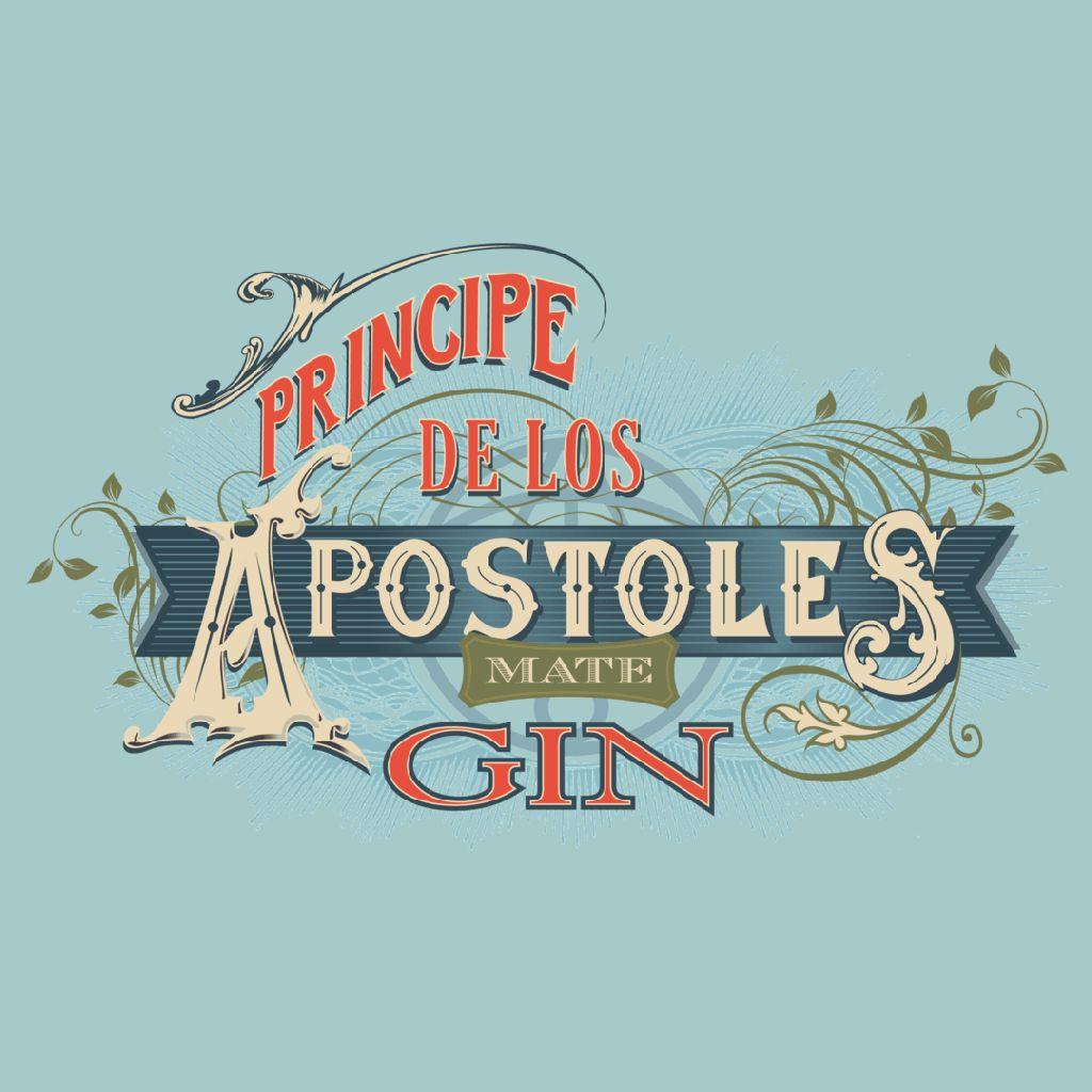 Spirits Principe de Los Apostoles Mate Gin