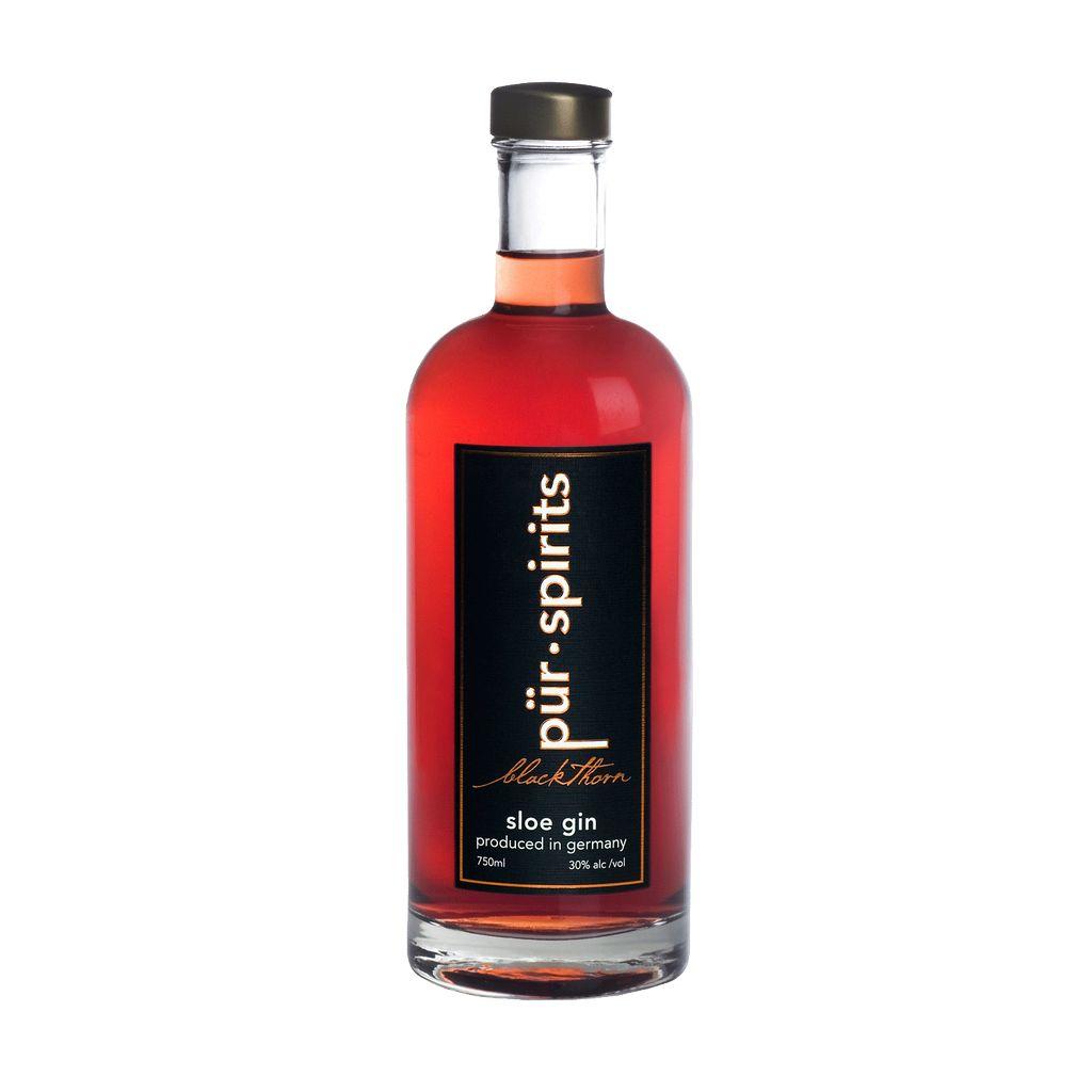 Spirits Pur Spirits Blackthorn Sloe Gin