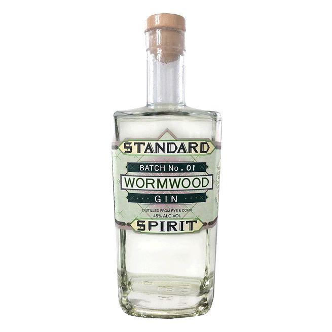 Spirits Standard Wormwood Gin 200ml