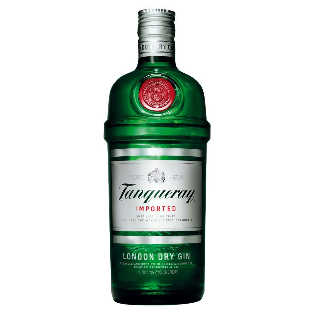 Spirits Tanqueray London Dry Gin 1.75L