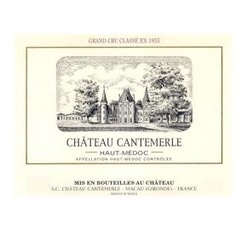Wine Chateau Cantemerle 2015