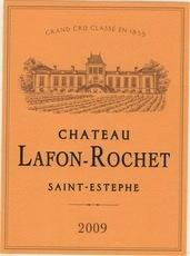 Wine Ch. Lafon Rochet 2009