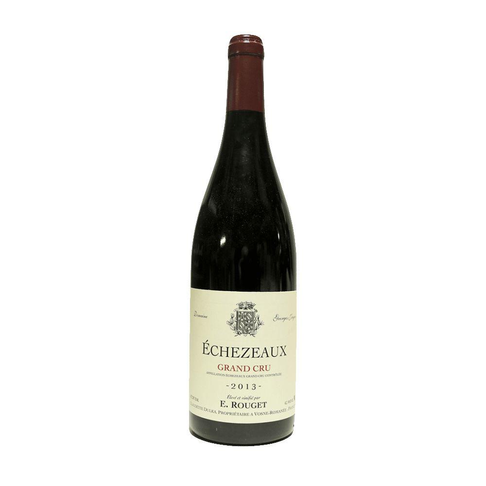 Wine E Rouget Georges Jayer Echezeaux Grand Cru 2013
