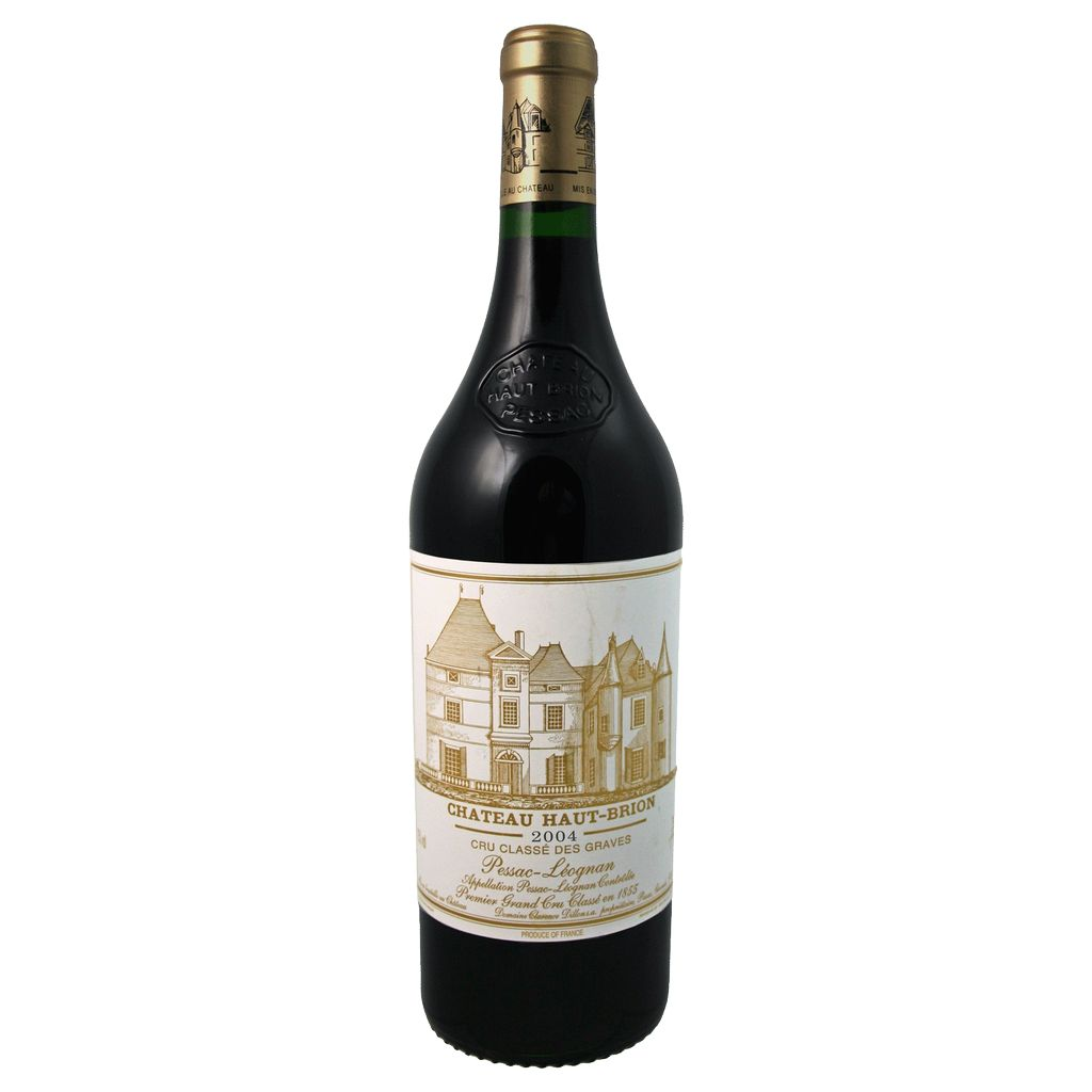 Wine Ch. Haut Brion Rouge 2004