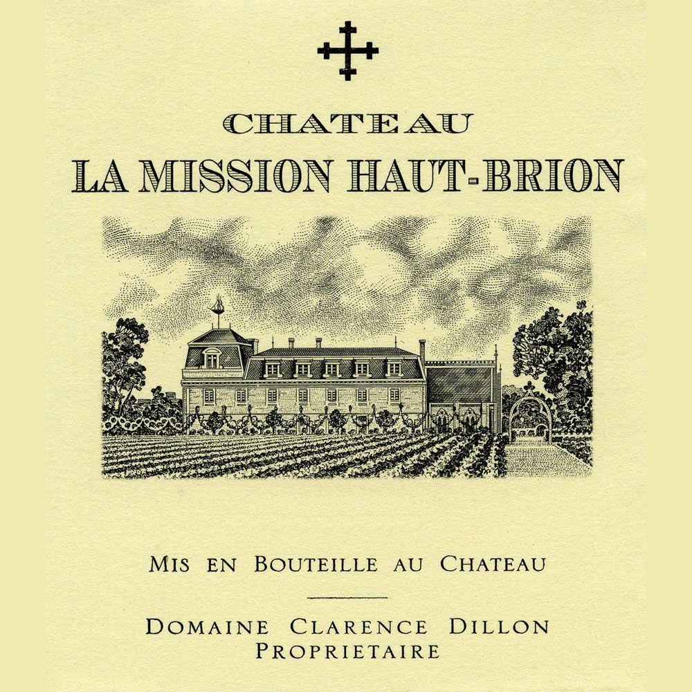 Wine Ch. La Mission Haut Brion Rouge 2000