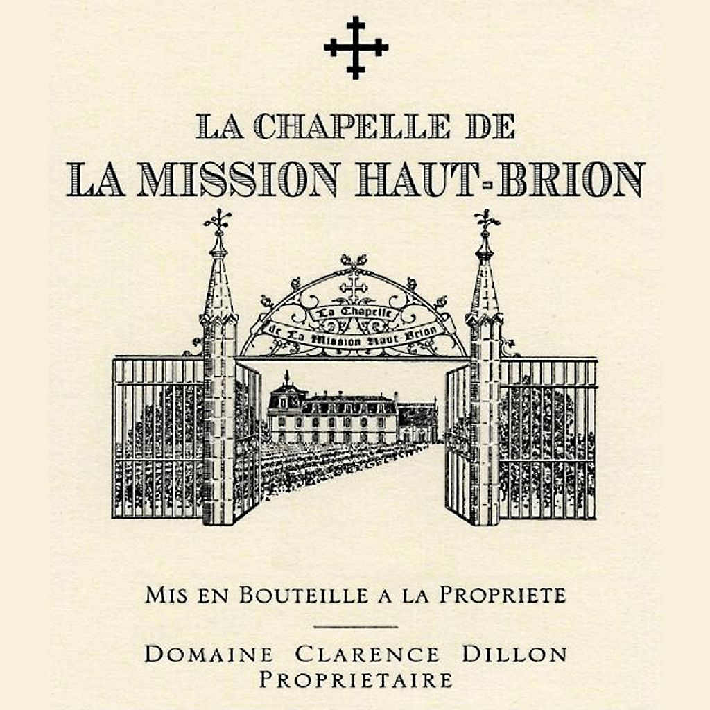 Wine La Chapelle Mission Haut Brion 2009