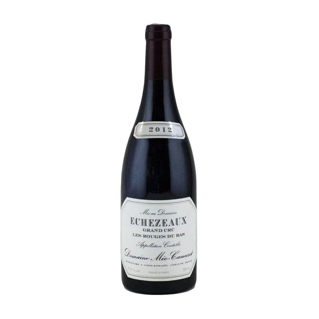 Wine Meo Camuzet Echezeaux Grand Cru Les Rouges du Bas 2012