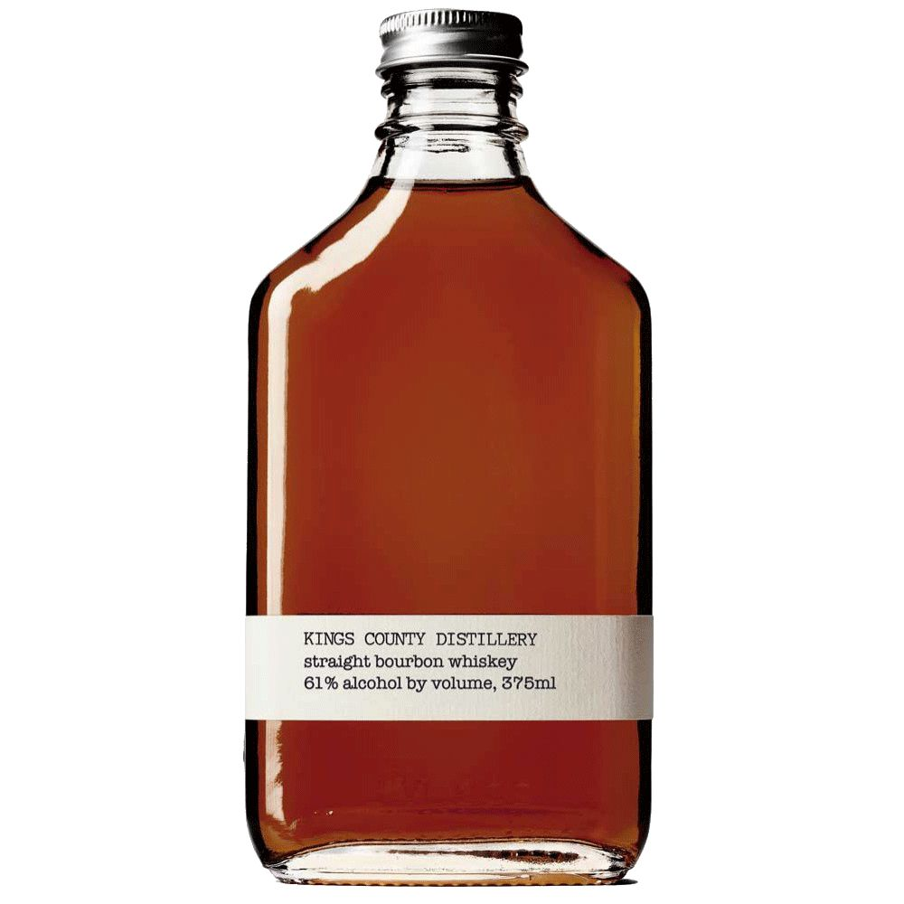 Spirits Kings County Distillery Barrel Strength Straight Bourbon 200ml