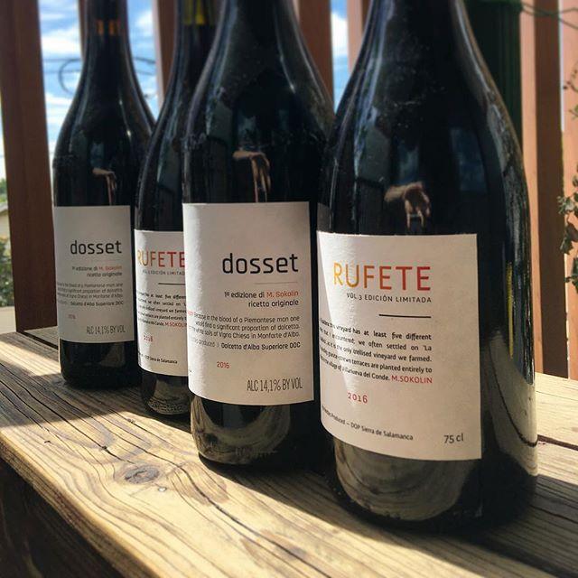 Wine M Sokolin Sierra de Salamanca Rufete Vol 3 Edicion Limitada 2016