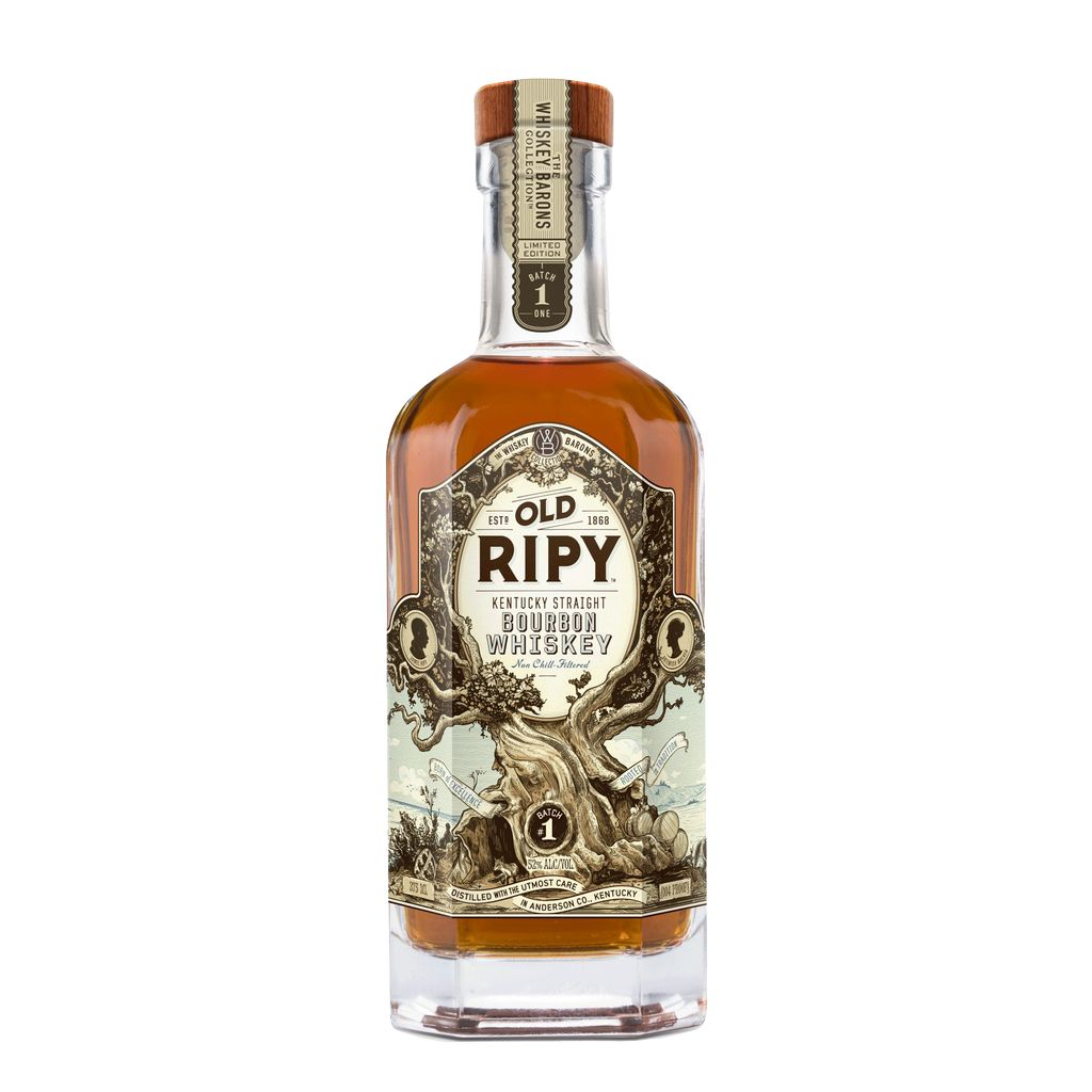 Spirits Old Ripy Bourbon 375ml