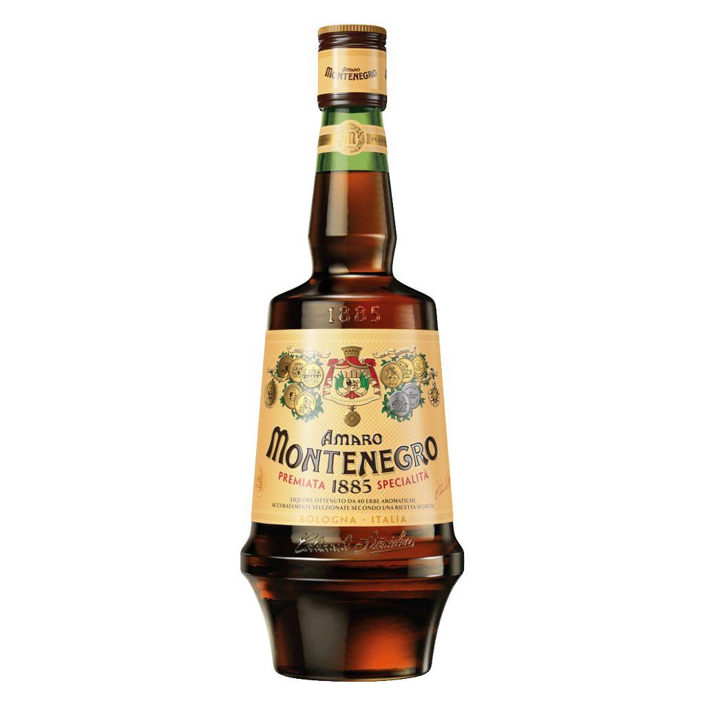 Spirits Montenegro Amaro Liquore Italiano