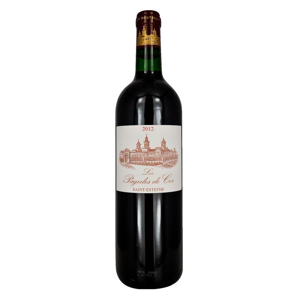 Wine Chateau Cos d'Estournel Les Pagodes de Cos Saint Estephe 2012