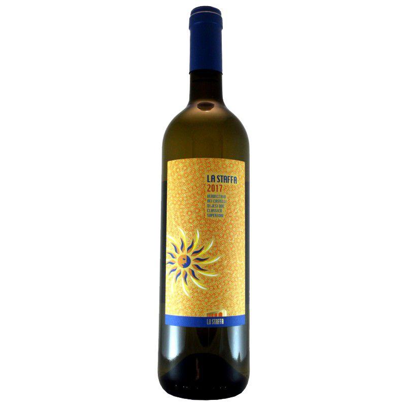 Wine La Staffa Verdicchio dei Castelli di Jesi Classico Superiore 2017