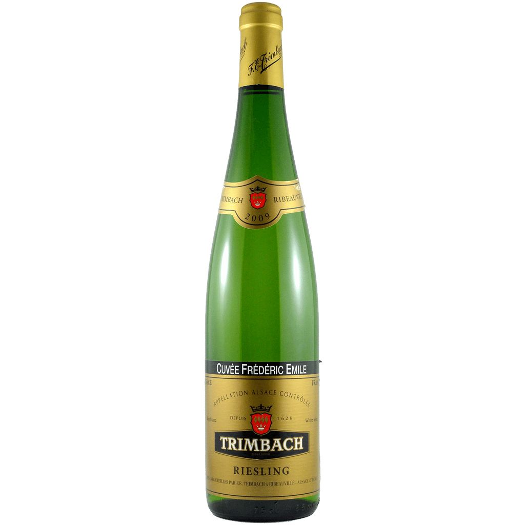 Wine Trimbach Riesling Cuvee Frederic Emile 2009