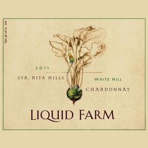 Wine Liquid Farm Santa Rita Hills Chardonnay White Hill 2016