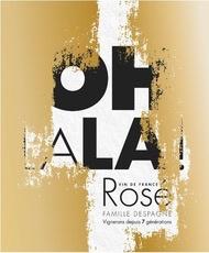 Wine Famille Despagne Oh La La Rose 2017 1.5L
