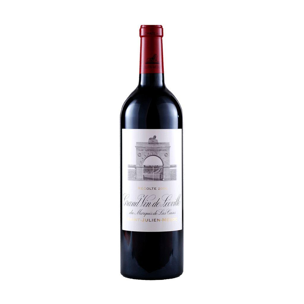 Wine Chateau Leoville Las Cases 2007