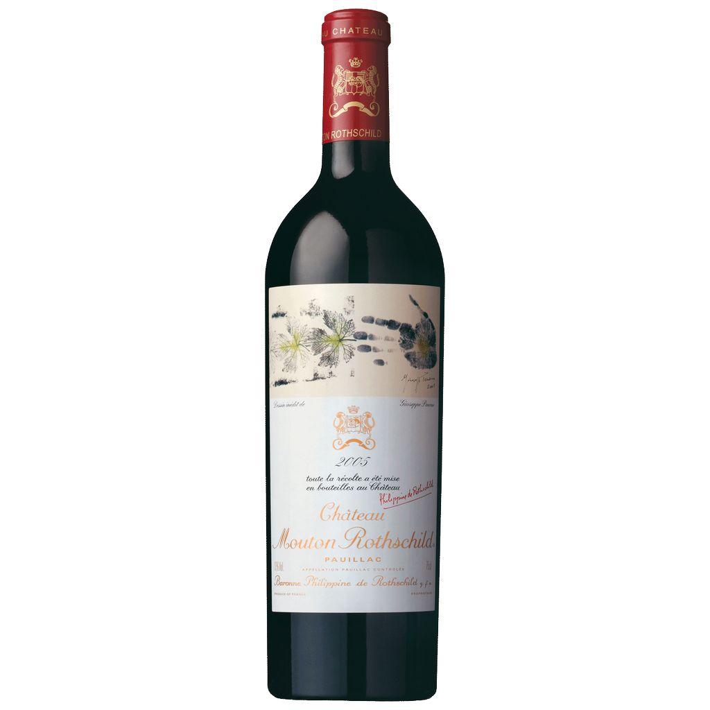 Wine Ch. Mouton Rothschild 2005