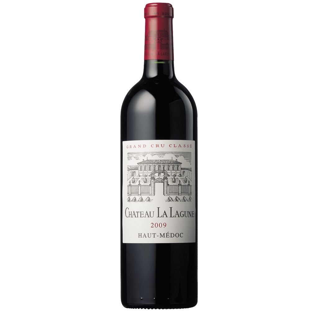 Wine Chateau La Lagune 2009