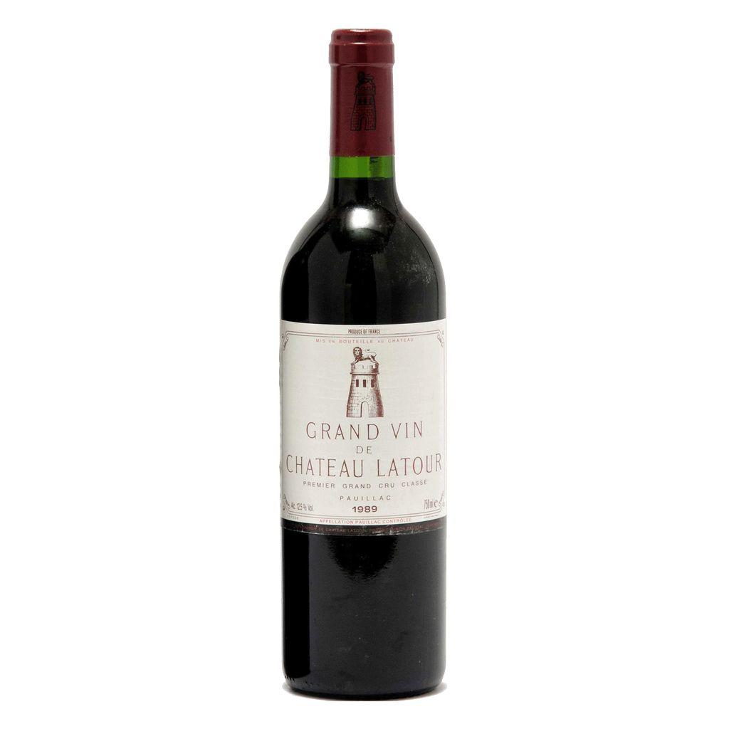 Wine Chateau Latour 1989