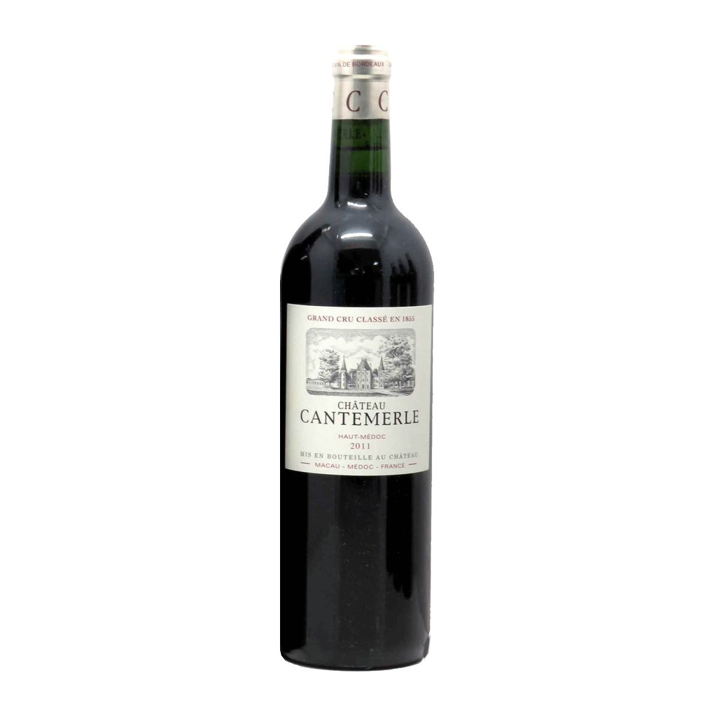 Wine Chateau Cantemerle 2011